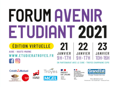 Forum Avenir Étudiant 2021